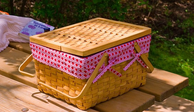 Wild Goose Mama on the Fly–Picnic Baskets Galore #2